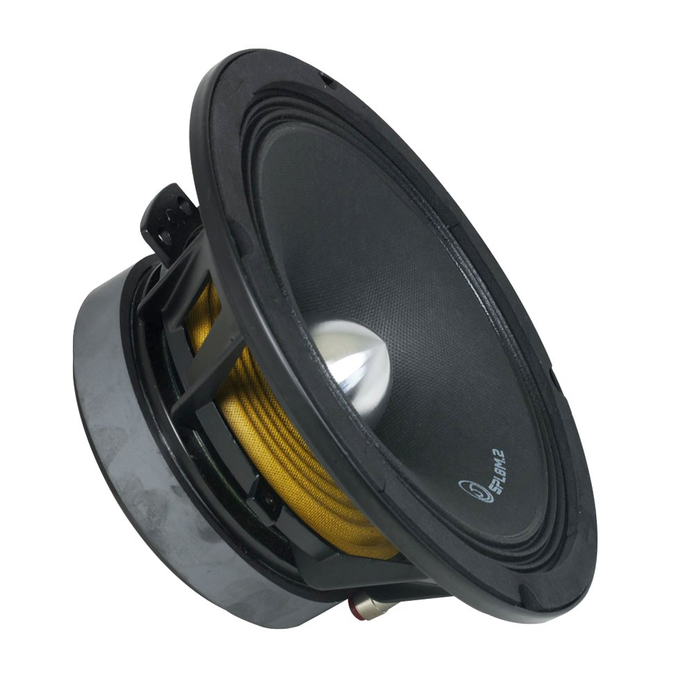 Bass Face 8-Inch 700 W Mid Bass Driver and Pro Audio Speaker for Car (Pack of 1)