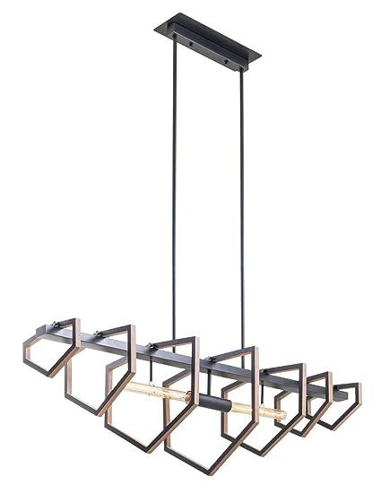 Amazon.com: Island Lighting 2 - Lámpara de techo con acabado ...