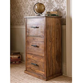 Shop Sting Paused Wooden Filing Cabinet / Drawers Chest