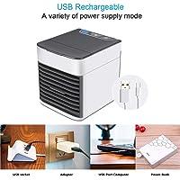 Refrigerador de Ar Portail Mini Ar-Condicionado 3 Velocidades
