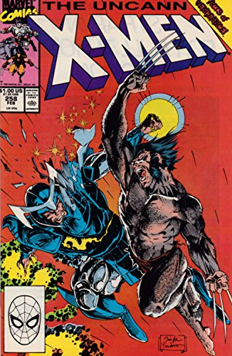 The Uncanny X-Men #258 : Broken Chains (Acts of Vengeance - Marvel Comics)