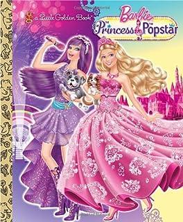 Princess School Barbie Little Golden dp