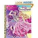 Princess and the Popstar Little Golden Book (Barbie)