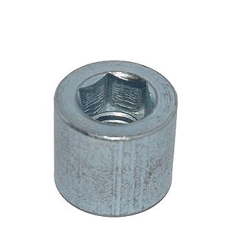 Porsche 911 930 Cylinder Head Nut 901 104 382 02 90110438202 Steel