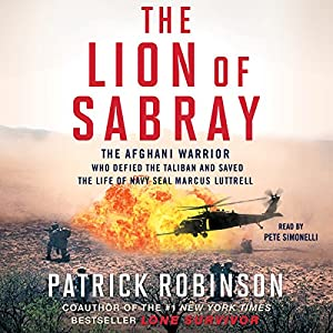 The Lion of Sabray Audiobook