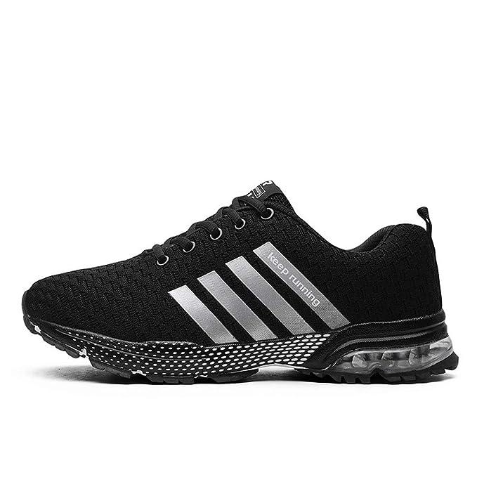 Amazon.com: Zapatillas deportivas para mujer con acolchado ...