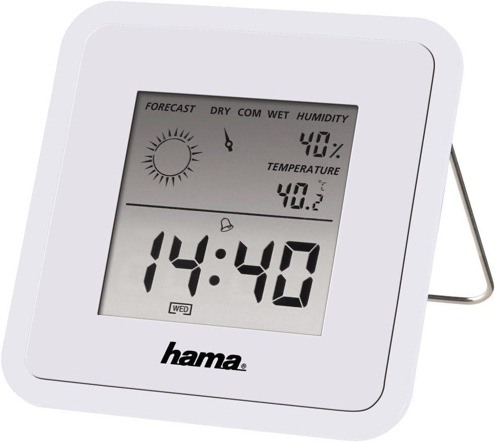 Hama Black th50 Thermo//Hygrometer