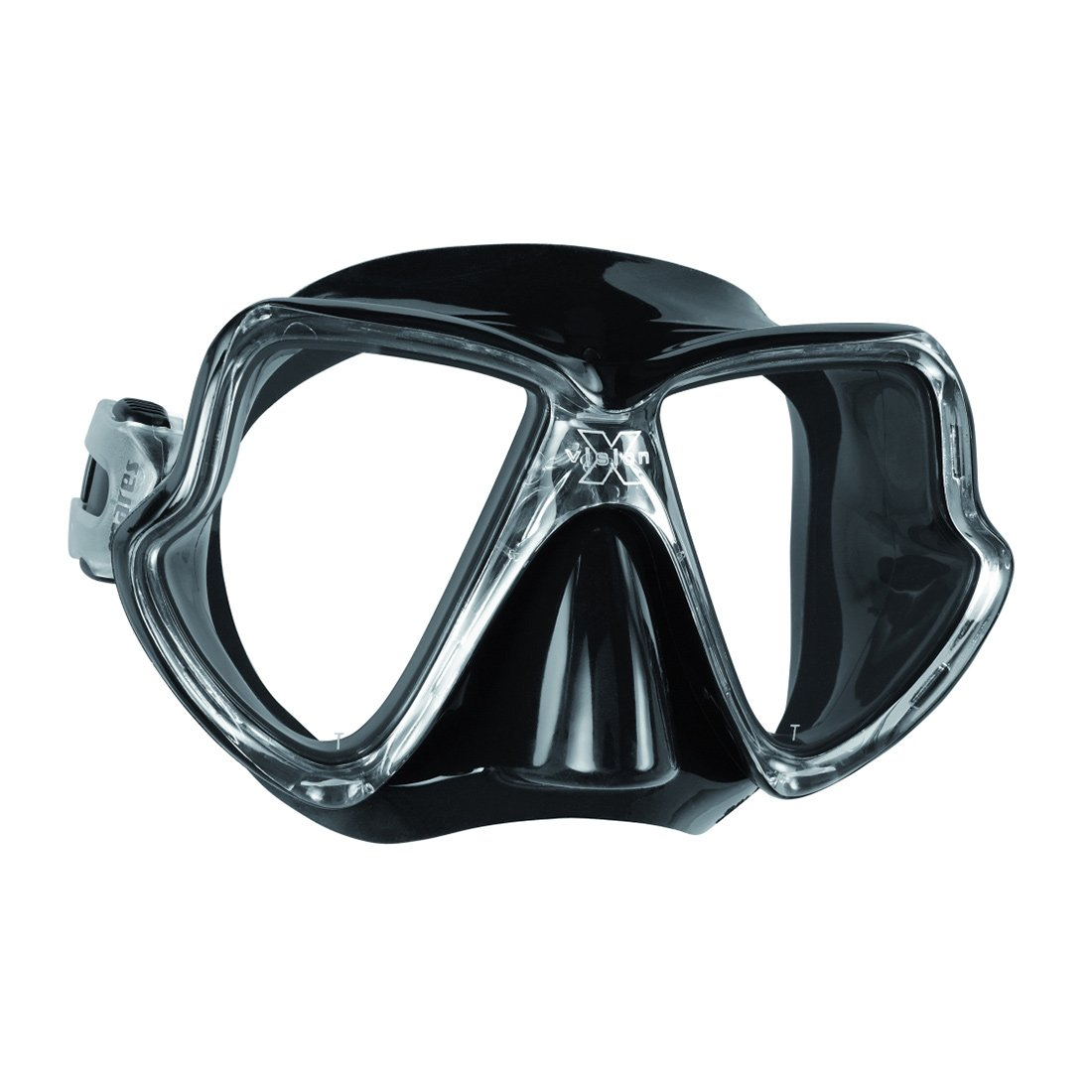 Pink Mares X-Vision Mid Mask for Scuba Diving and Snorkeling