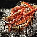Omaha Steaks 1 (2 lbs. pkg.) King Crab Legs