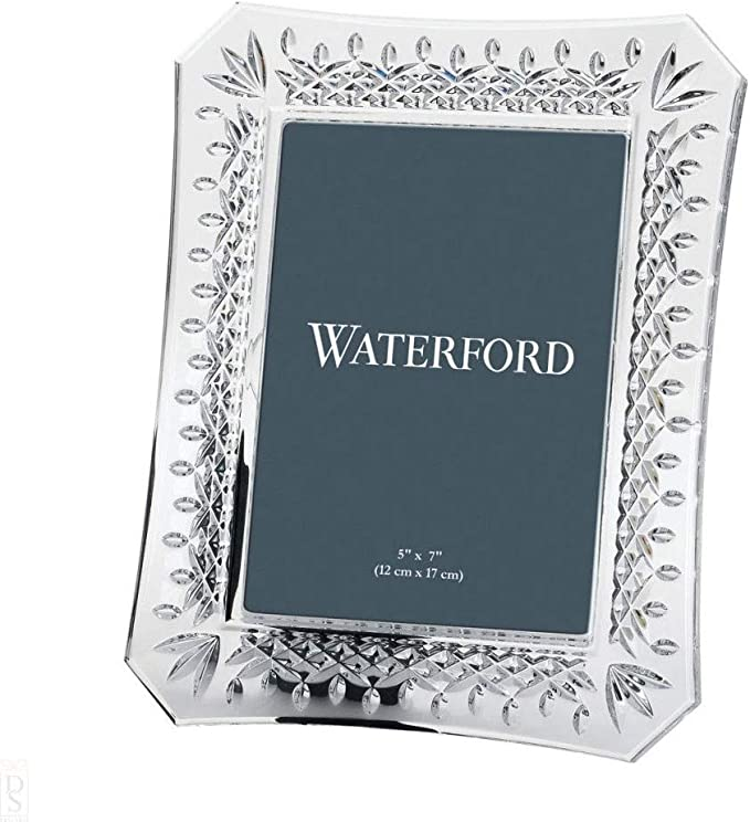 Crystal Lismore Essence 5x7 Frame Waterford 151890 25cm