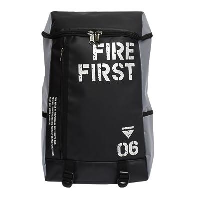 354ff67eb088 [ファイヤーファースト] FIRE FIRST リュック リュックサック スクエア 9180 バックパック メンズ レディース デカ