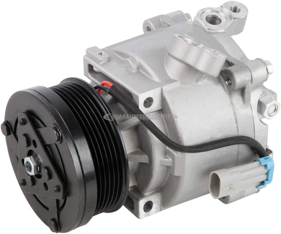 For Chevy Sonic 1.8L 2013 2014 2015 New AC Compressor /& A//C Clutch BuyAutoParts 60-03818NA New