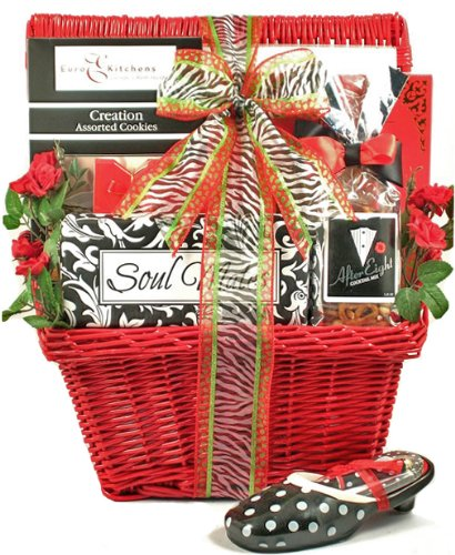 For My Soul Mate | Valentines Day Gift Basket for Women