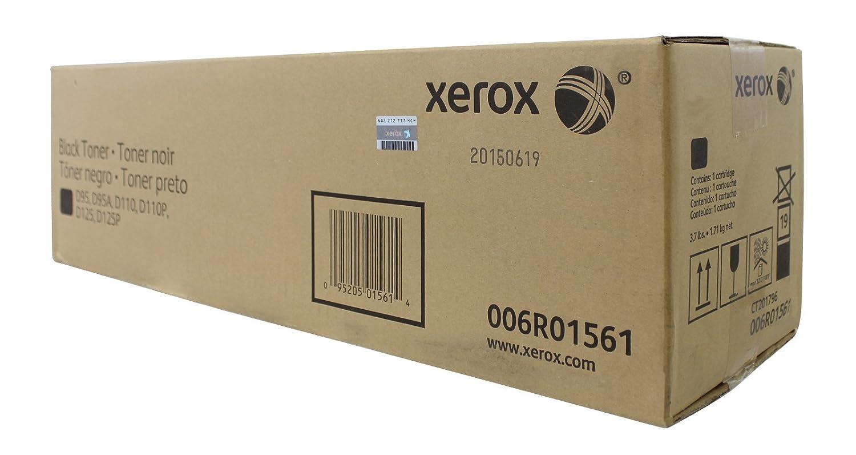 GENUINE Xerox 006R01561 Black Toner Cartridge D95 D110 D125 6R1561 NEW
