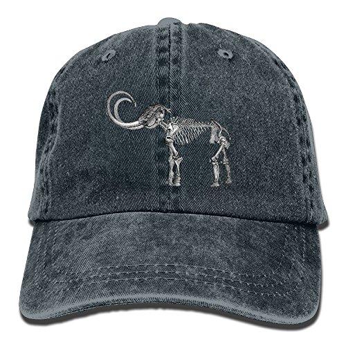 Adjustable Baseball Caps Elephant Skull Cowboy Style Trucker Cap at Amazon  Men s Clothing store  b436b7eebbce