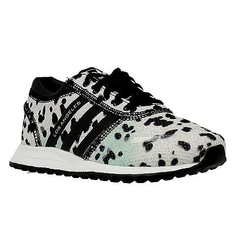 online store abfaf 350d0 Adidas - Adidas Los Angeles C Scarpa Sportiva Bambina - Nero, 28