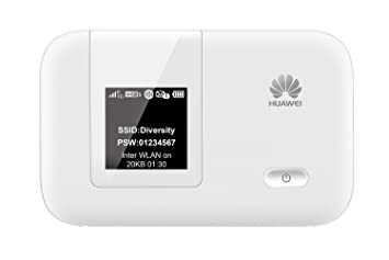 Huawei E5372s-22 150 Mbps 4G LTE & 42 Mbps 3G Mobile WiFi