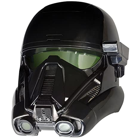 Star Wars voice changer mask Death Trooper