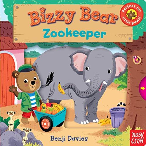 Bizzy Bear: Zookeeper (Buzzy Bear)