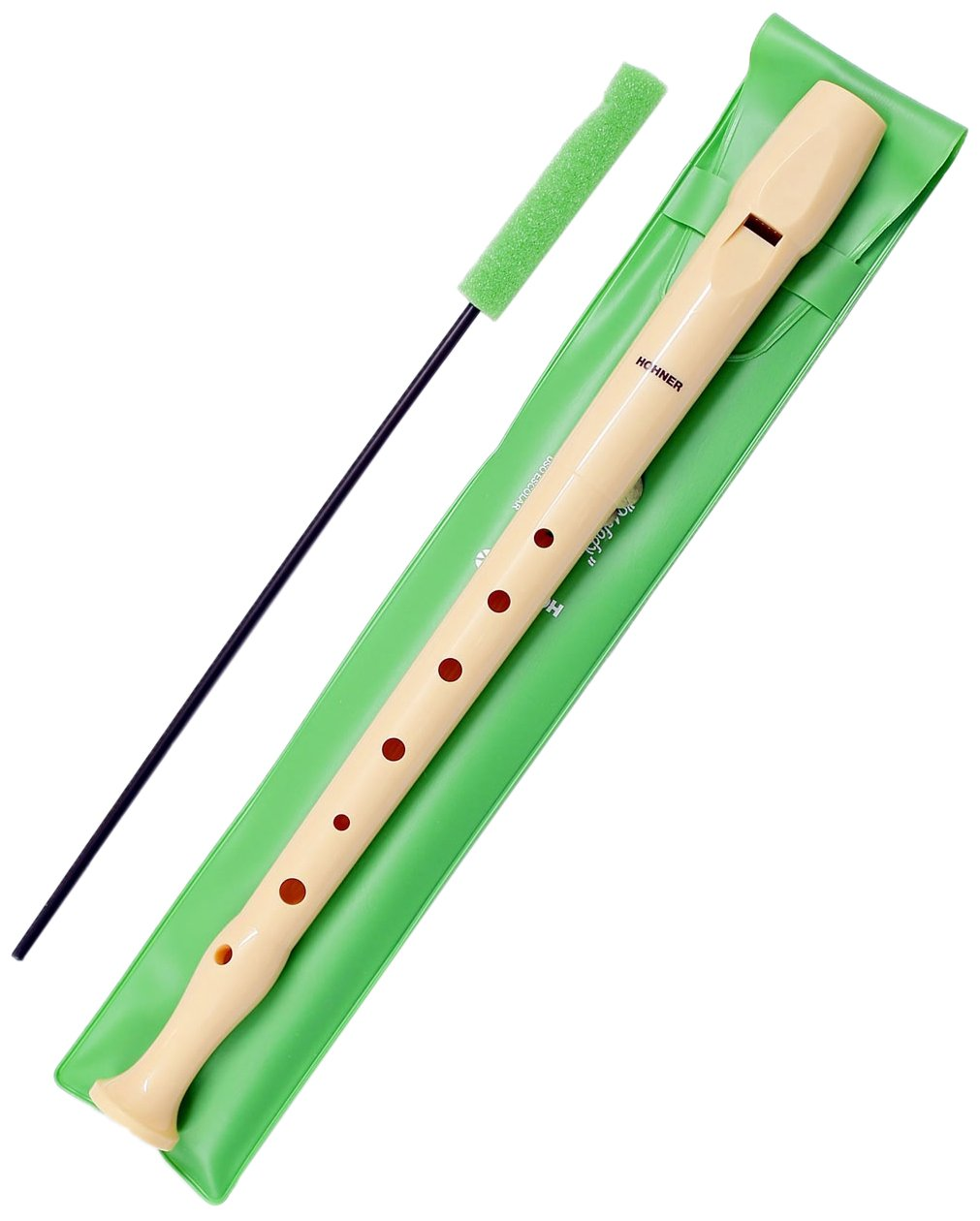 Resultado de imagen de flauta hohner pasta