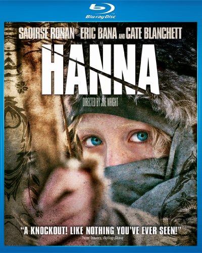 Hanna  Blu Ray