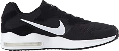 Nike Air Max Guile - Zapatillas para hombre (talla 10), color negro y blanco
