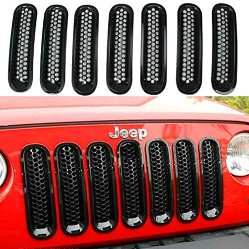 Topist Grille Wrangler Rubicon 2007 2017 product image