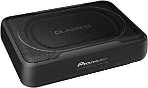 Pioneer TS-WX130EA Pre-Amplified Active Subwoofer, Black, 160 W