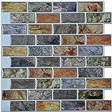 Tiles Kitchen Wall Art3d 12