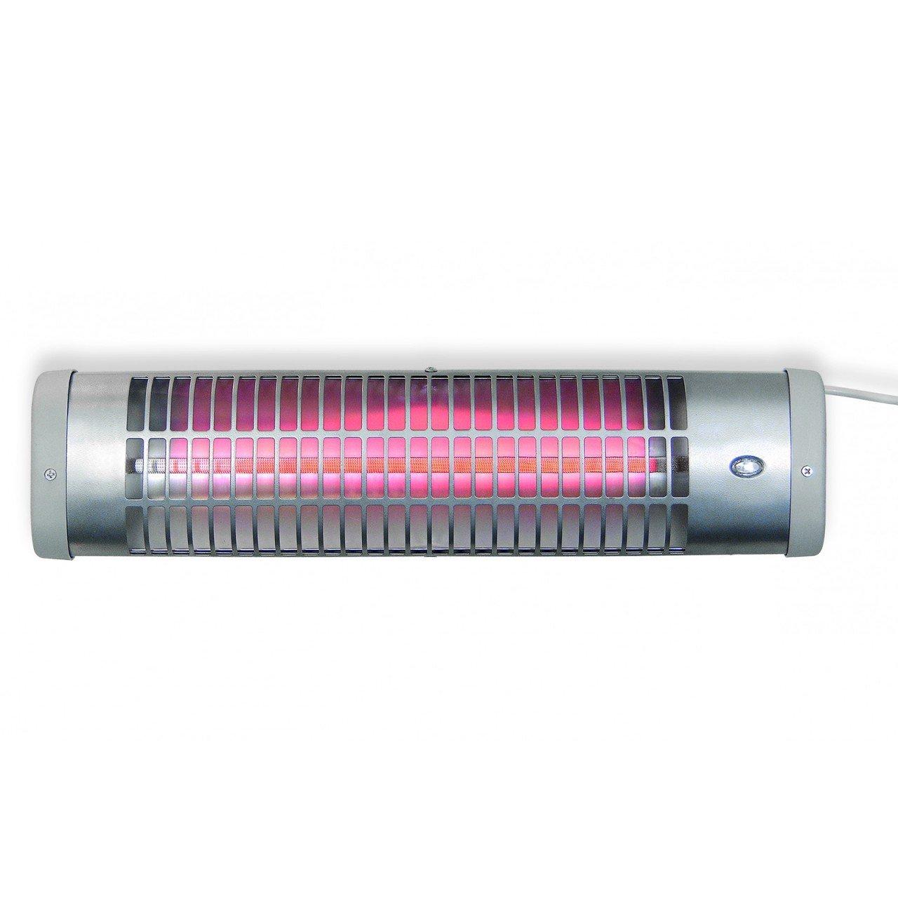 H+H Radiateur pour table à langer avec thermomètre BS 57