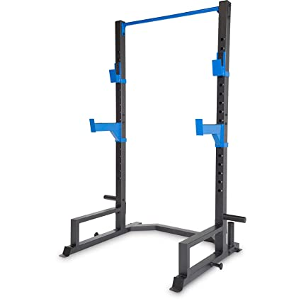 Amazon.com: cirocco power lifting cage weight rack plate & bar