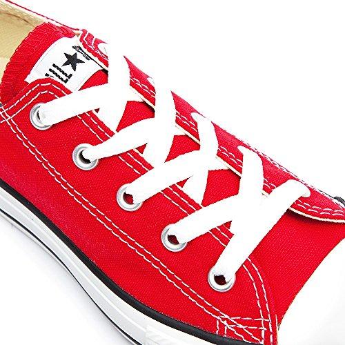 Star Neon Rosso All Baskets red Mixte Converse Taylor Wash Chuck Ox Enfant Mode wqtPXBxRx