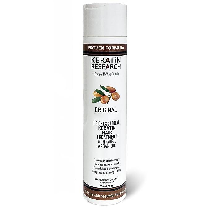 keratin treatment products