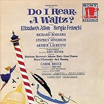 Do I Hear a Waltz? Original Broadway Cast