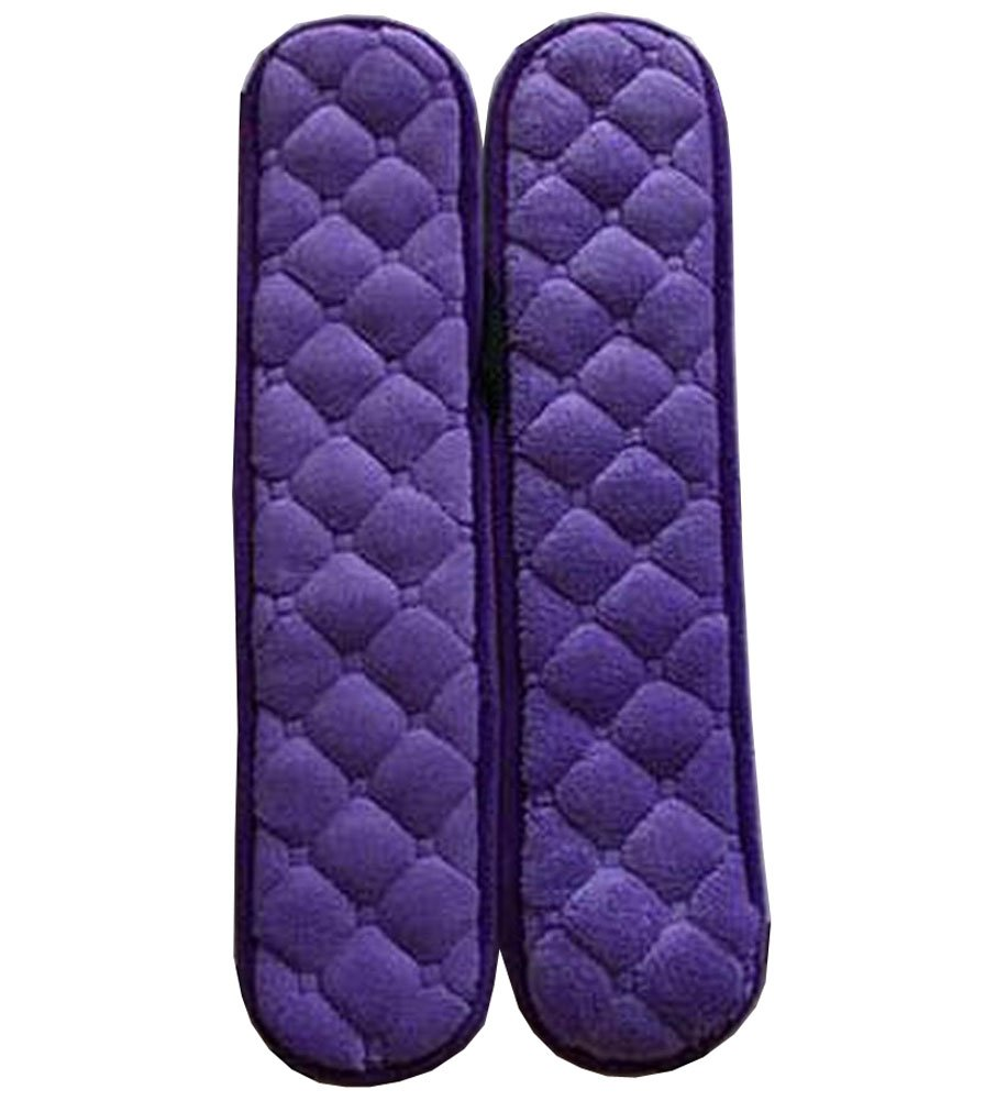 Purple Flannel Chair Armrest Covers Armrest Pads Chair Arm Covers