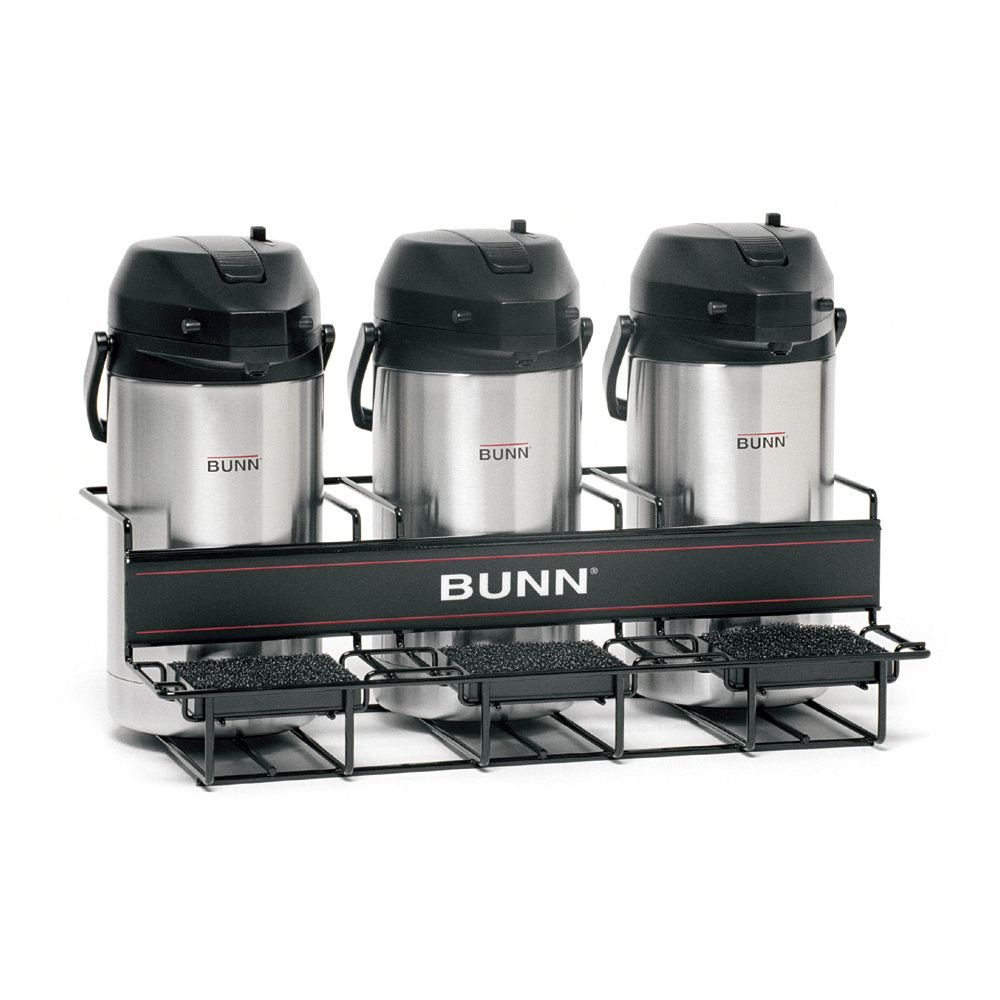 BUNN Universal Airpot Rack for 3 Lower Airpots