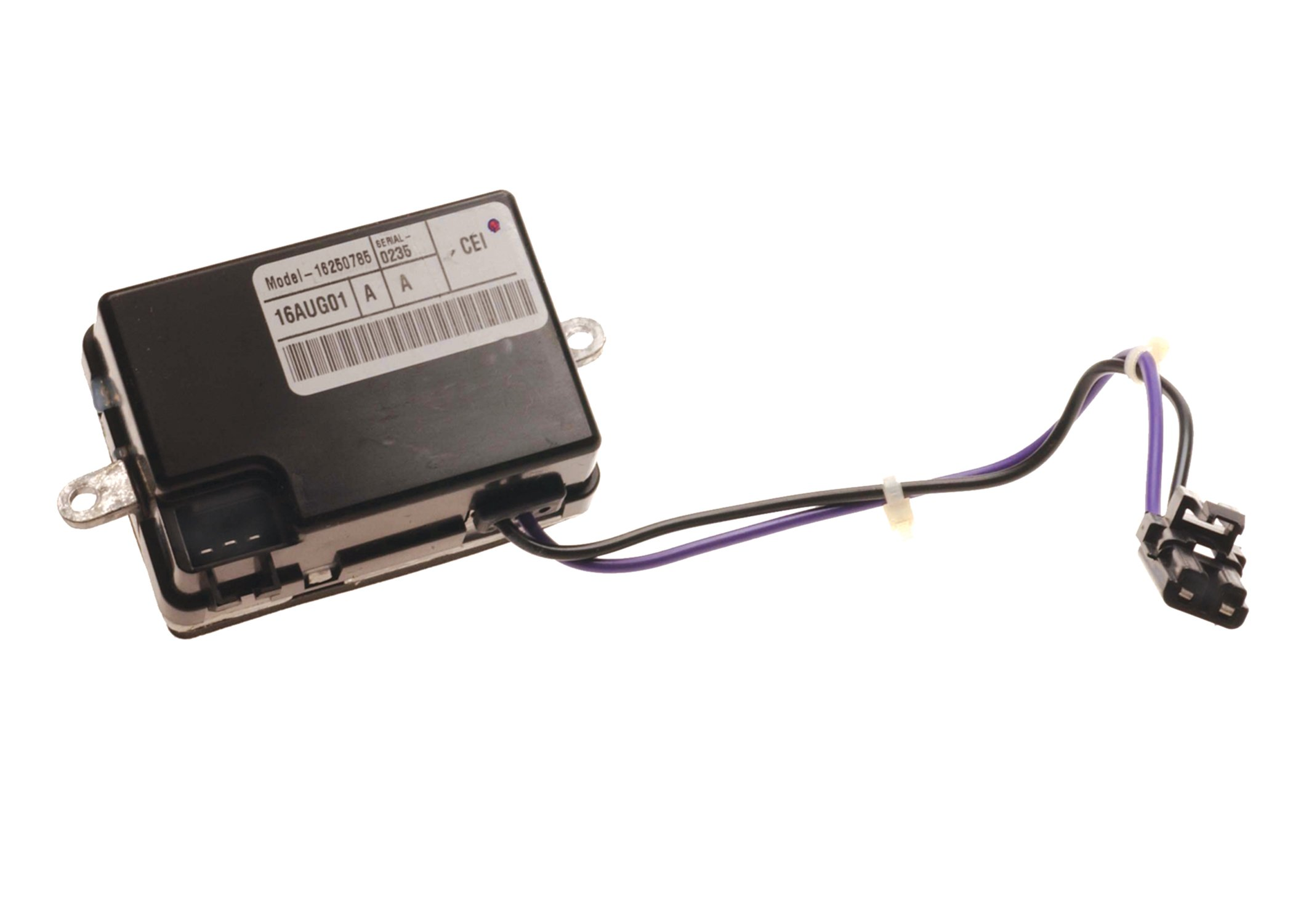 ACDelco 15-8794 GM Original Equipment Heating and Air Conditioning Blower Control Module by ACDelco