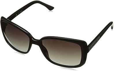Guess Women's Gradient GU7336-BLK-35 Black Square Sunglasses