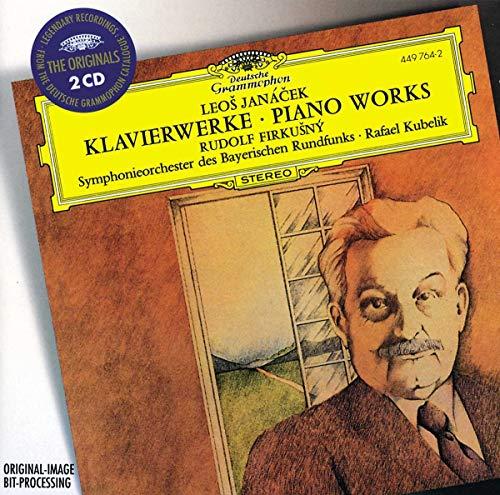 Leos Janacek: Piano Works / Solo Piano / Concertino