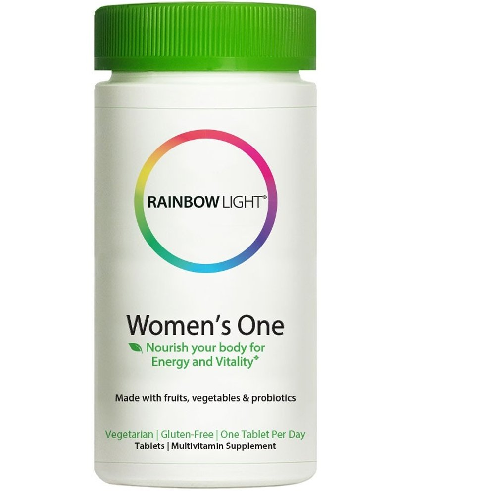 Rainbow Light - Women's One Multivitamin, 150 Count, One-a-Day Nutritional Support