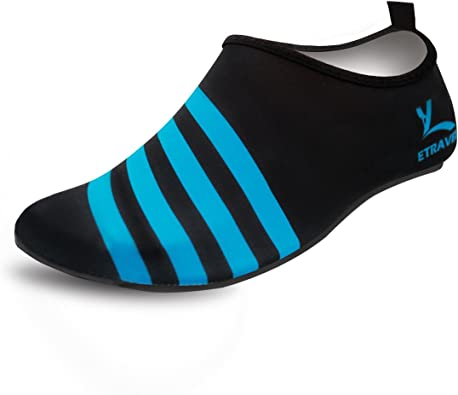 Water Shoes Aqua Surf Swim Skin Socks Slip-on for Men Women Beach Pool Sport US