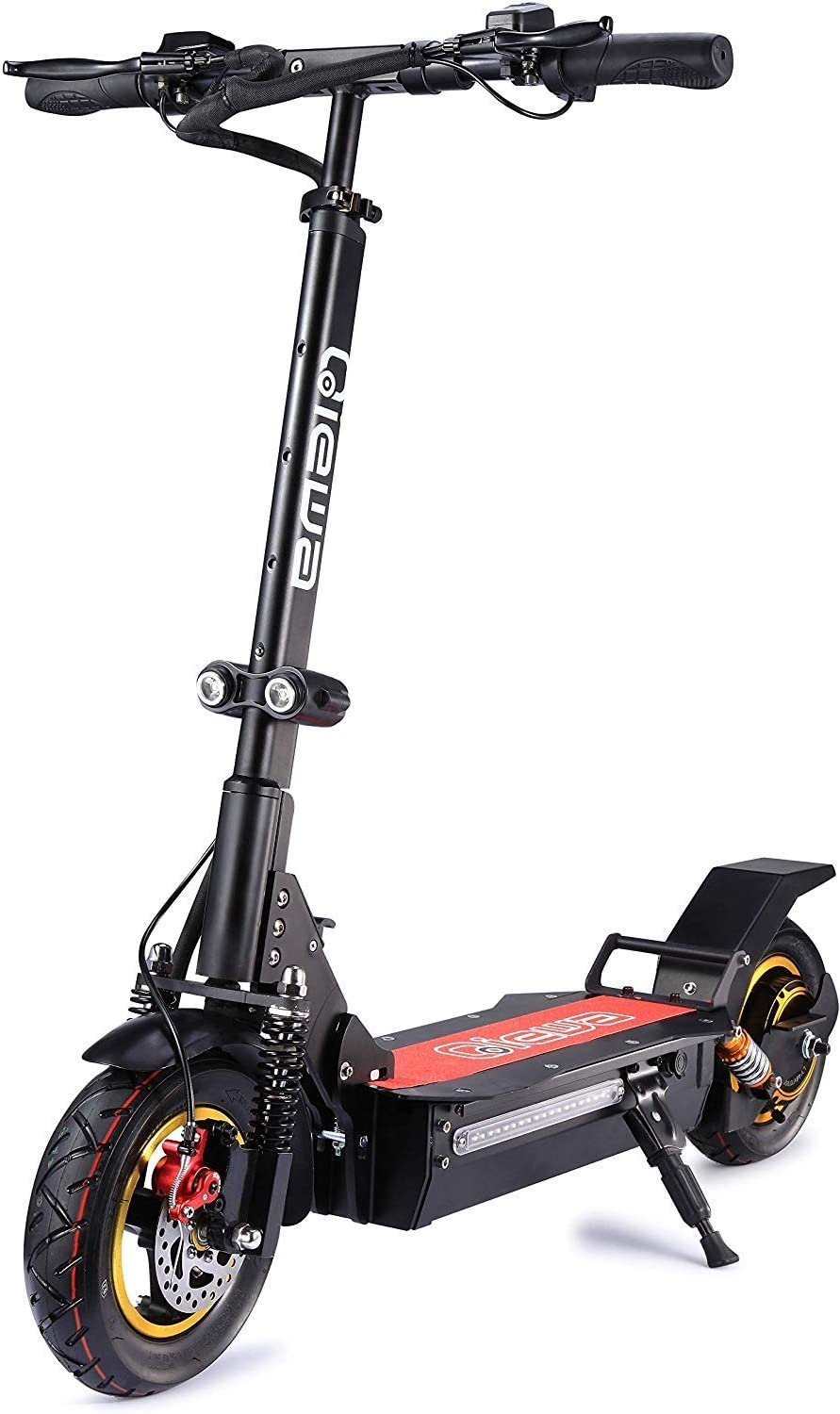 best electric scooter for climbing hills: QIEWA Q1Hummer 800Watts 37MPH Electric Scooter
