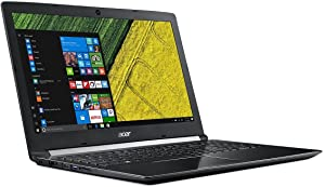 Acer Aspire A515-51-563W 15.6in FHD Laptop Intel i5-7200U Dual Core 2.5GHz 8GB 1TB W10H (Renewed)