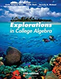 Explorations in College Algebra 5th Edition