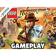 Clip: Lego Indiana Jones 2 Gameplay