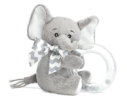 Amazon Com Bearington Baby Lil Spout Plush Stuffed Animal Gray