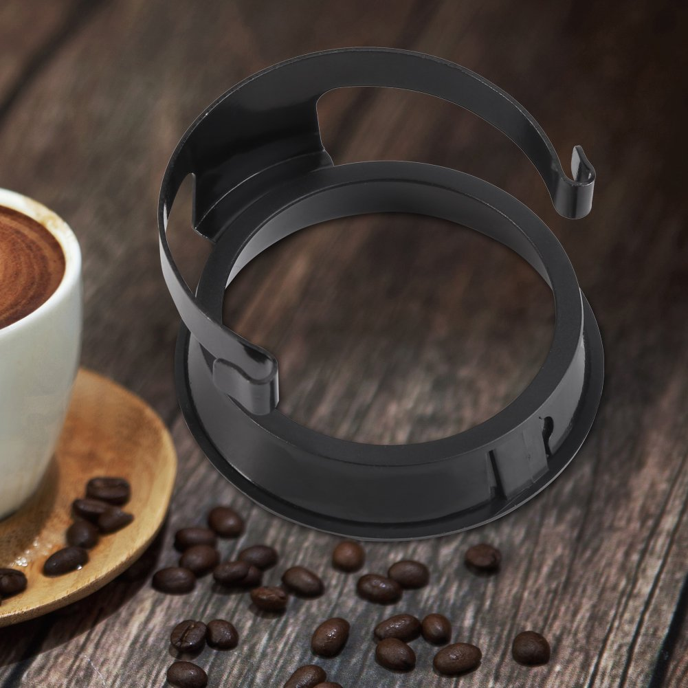Intelligent Stainless Steel Dosing Ring Replacement for Espresso Semi-automatic Coffee Machine Kitchen Accessories, By Ymiko by Ymiko (Image #9)