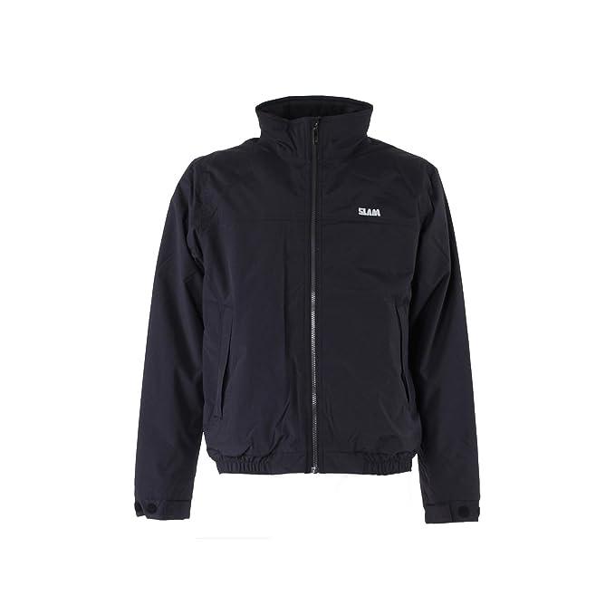 d94008bd0754ba Slam SABAYA Blu - Giacca Uomo Blu S: Amazon.it: Abbigliamento