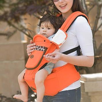 BABY CARRIER Mochila portabebés es ergonómicamente Adecuado para ...