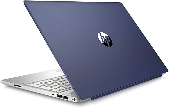 "2019 HP Pavilion 15.6"" FHD IPS Touchscreen Home & Business Laptop, Intel Quad Core i7-8550U Upto 4.0GHz, 16GB RAM, 128GB SSD Boot + 1TB HDD, Backlit Keyboard, HDMI, USB-C, Windows 10, Blue"